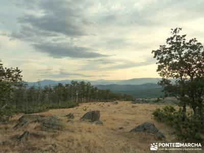 Vespertina - Senderismo Sierra del Rincón;montañas asturianas equipacion para senderismo ciudad en
